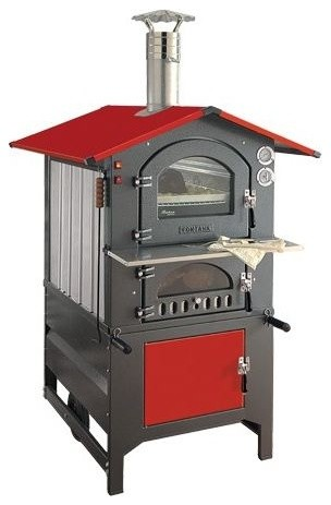 Fontana Forni - Italian Wood Burning Oven modern-outdoor-products