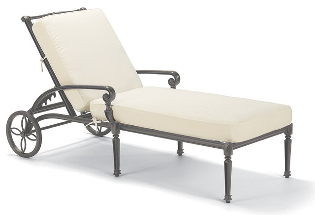 Carlisle Chaise Cushions traditional-outdoor-pillows