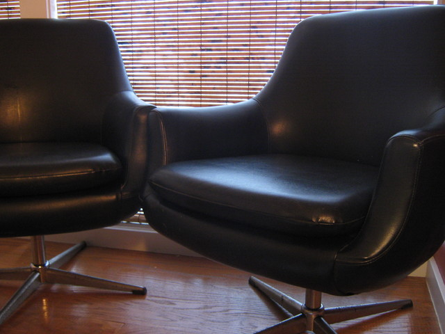 Overman Pod Chairs midcentury-living-room-chairs