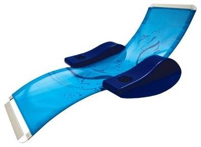 swimways elluna lounge pool float modern outdoor chaise lounges by hayneedle. Black Bedroom Furniture Sets. Home Design Ideas