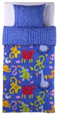 BARNSLIG DJUR Duvet cover and pillowcase(s) modern-kids-bedding