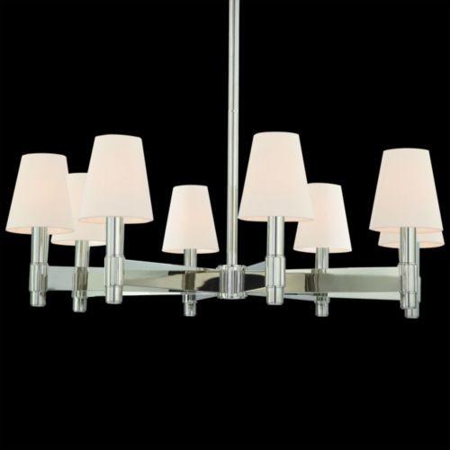 Druid Hills Chandelier contemporary-chandeliers