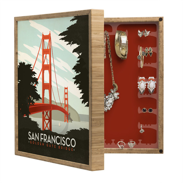 Anderson Design Group San Francisco BlingBox contemporary-storage-bins-and-boxes