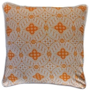 Chinoiserie Cushion eclectic-pillows