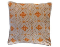 Chinoiserie Cushion eclectic-decorative-pillows