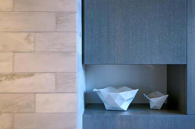 Iridescent Reveal contemporary-kitchen