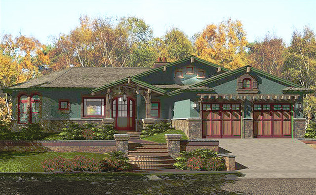 Prefab Homes Cottage House Plan Craftsman Style 3