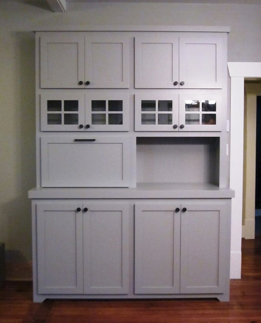 Shaker / Craftsman / Mission China Cabinet / Server / Sideboard Cabinets - Craftsman - China ...