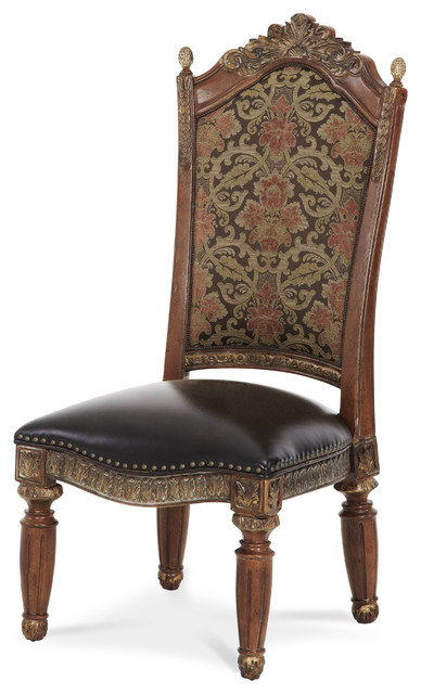 Villa Valencia Side Chair traditional-dining-chairs