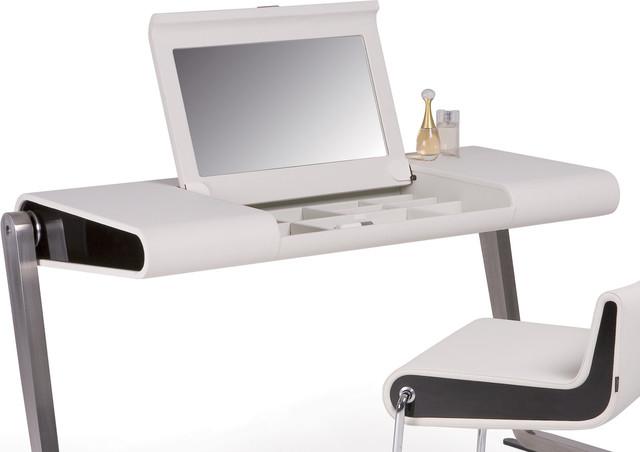 DOLPHIN DRESSING TABLE CHAIR Modern Bedroom Makeup Vanities Tor