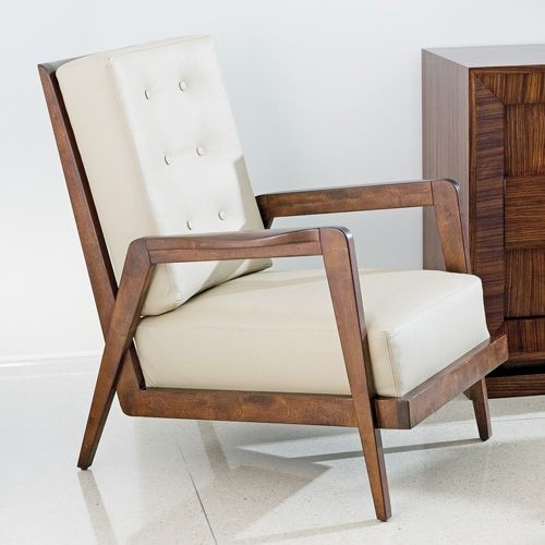Global Views French Arm Chair Chairs Modern Armchairs