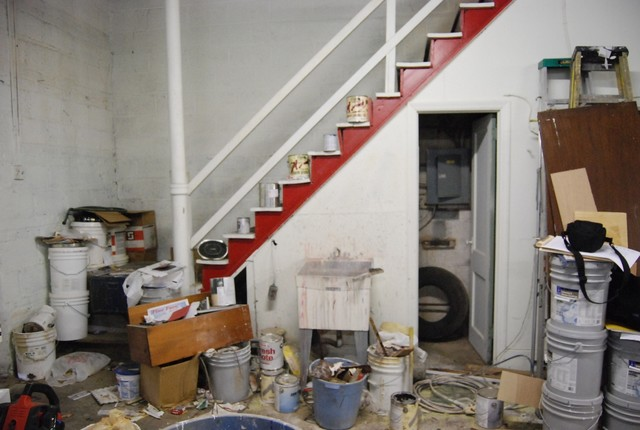 """Warehouse Conversion """"before"""""""