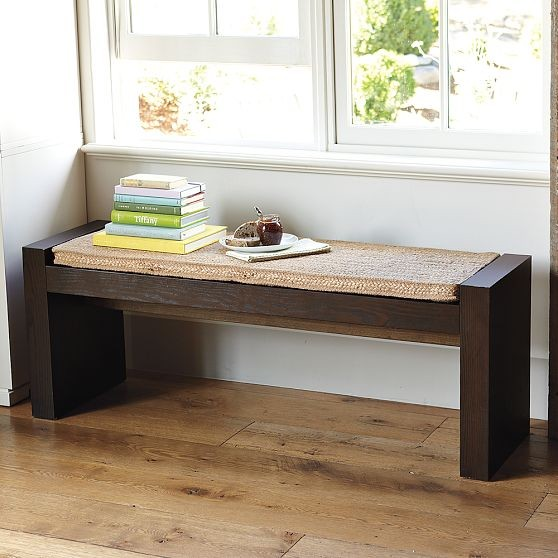Terra Bench modern dining benches