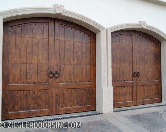 Mediteranean Garage Door European Style Garage Door Designs -