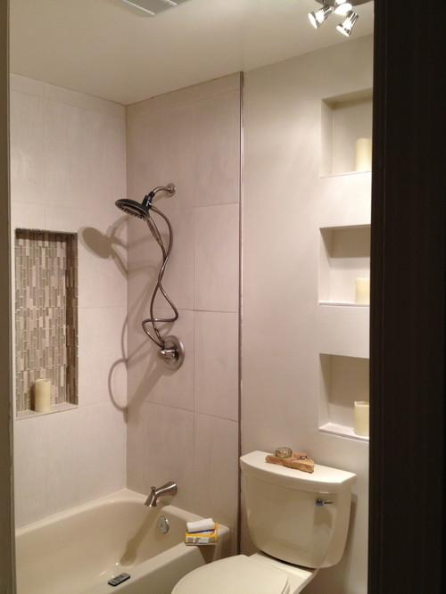 Small Shower Tile