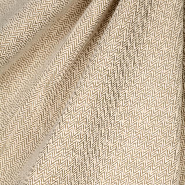 Twill & Grace : Tan fabric