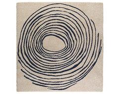 EIVOR CIRKEL Rug, Low Pile eclectic-rugs