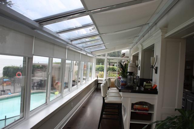 Motorized Skylight Blinds Modern Window Blinds