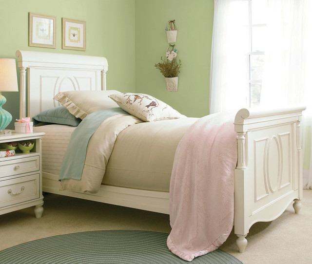 Gabriella Sleigh Bed modern-bedroom-furniture-sets