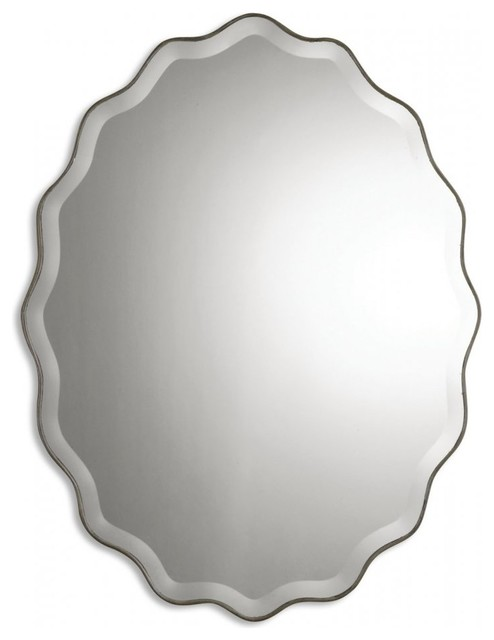 www.essentialsinside.com: teodora oval wall mirror contemporary-wall-mirrors