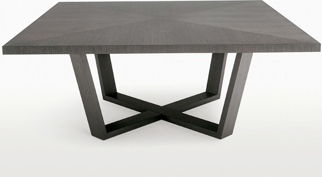 Maxalto Xilos Square Dining Table Modern Dining Tables
