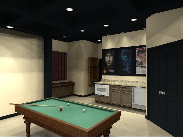 Media Room_1 modern-family-room