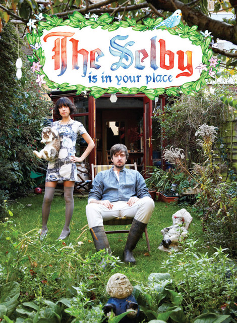The Selby Is in Your Place eclectic books