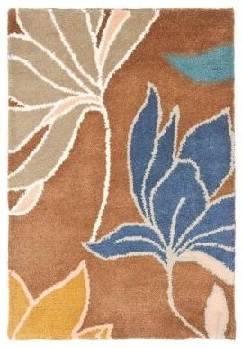 Safavieh Soho SOH848B Area Rug - Brown/Multi modern-rugs