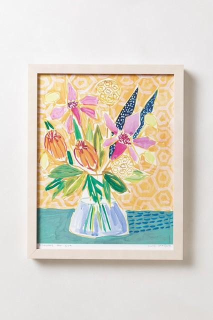 Flowers for Sallie, 'Flowers for Eva' contemporary-artwork