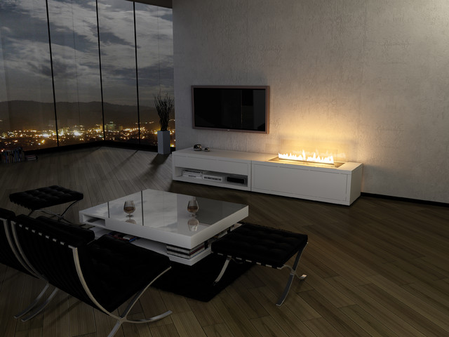 Fireline Automatic modern living room