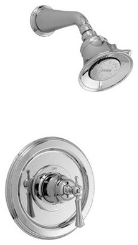 Jado Hatteras 842/486 Pressure Balance Shower Trim contemporary-showers