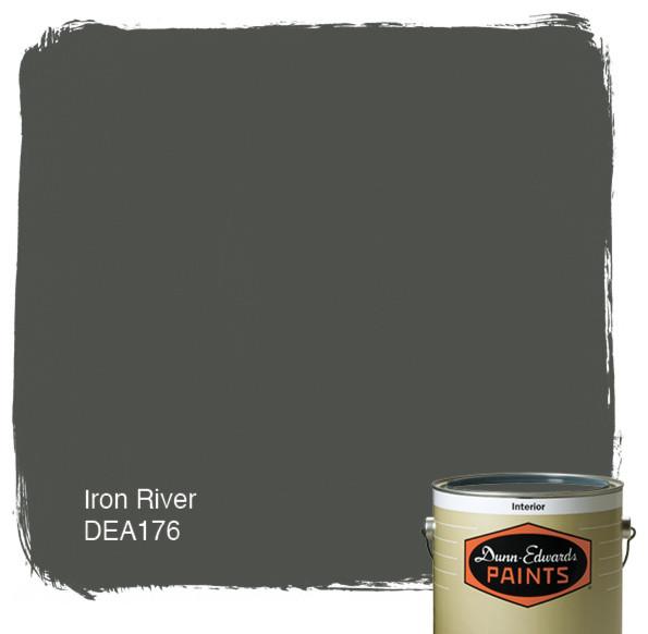Dunn Edwards Paint Iron River Dea176