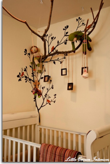 Nature Inspired Nursery  kids