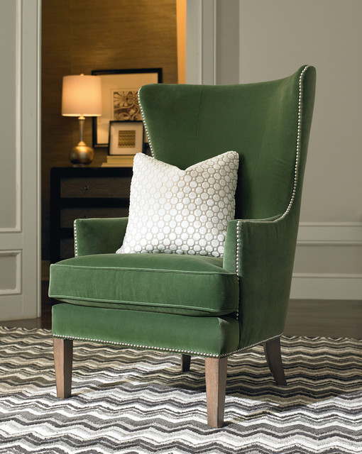 Whitney Accent Chair By Bassett Furniture Modern Chairs Raleigh By Bassett Furniture