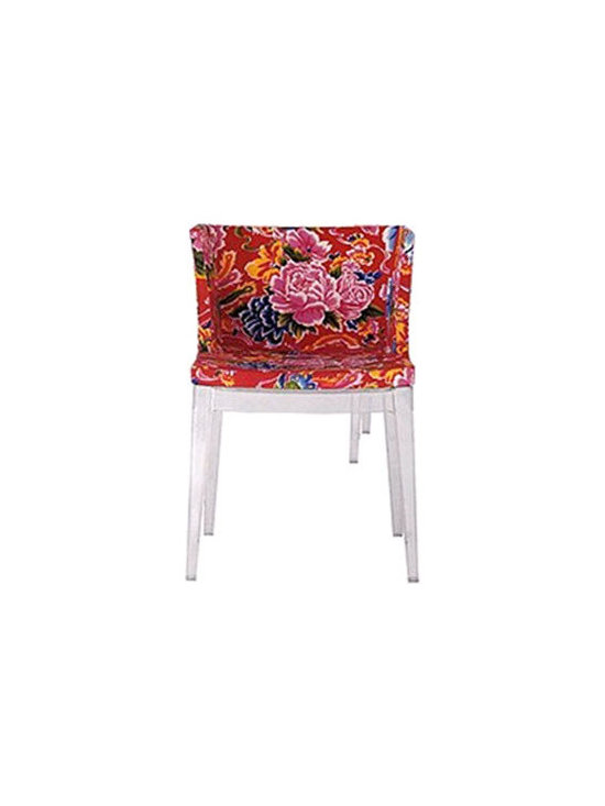 Mademoiselle Chair in Chinese Print -