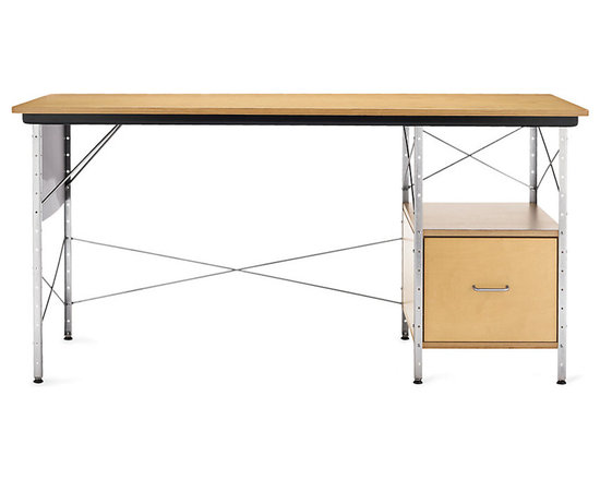 Eames Desk Unit   Design Within Reach - This desk designed by Charles and Ray Eames works well in commercial or residential work spaces.