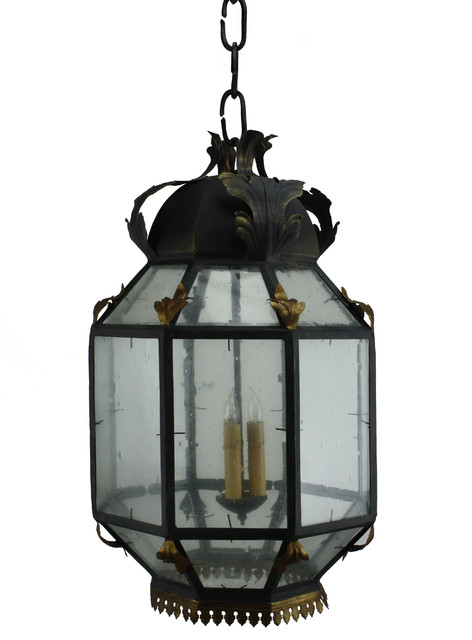 Custom Iron Pendant Lights mediterranean pendant lighting