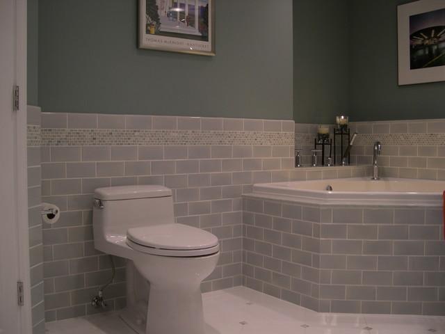 Handicap Accessible Bathroom Eclectic Bathroom Dc