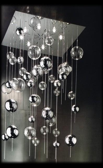 Niagara modern-chandeliers