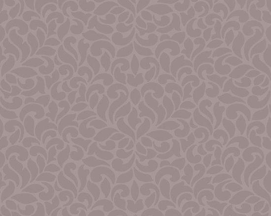 Violet Lotus Vibe Wallpaper -