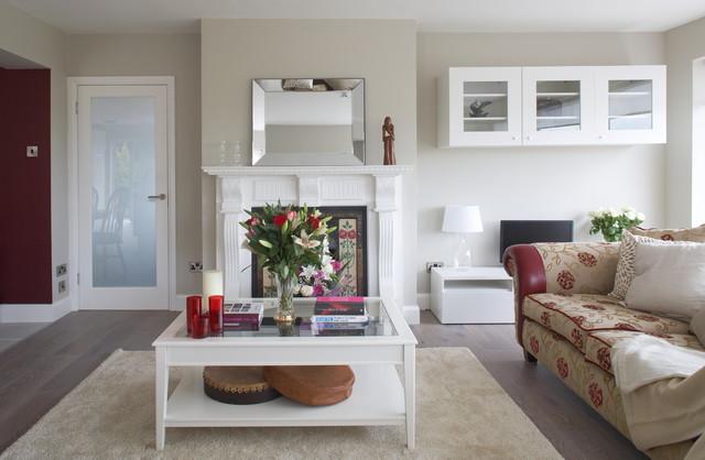 Limerick transitional-living-room