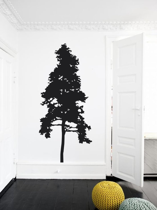Ferm Living Timber WallSticker - Ferm Living Timber WallSticker