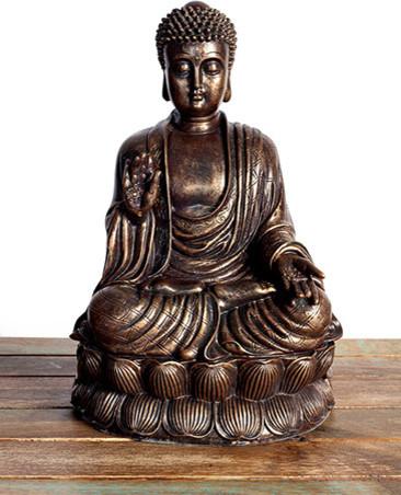 Large shakyamuni buddha statue asian decorative - Bouddha statue deco ...