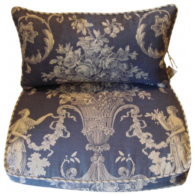Genial French Country Chair Pads French Country Chair Products On Houzz