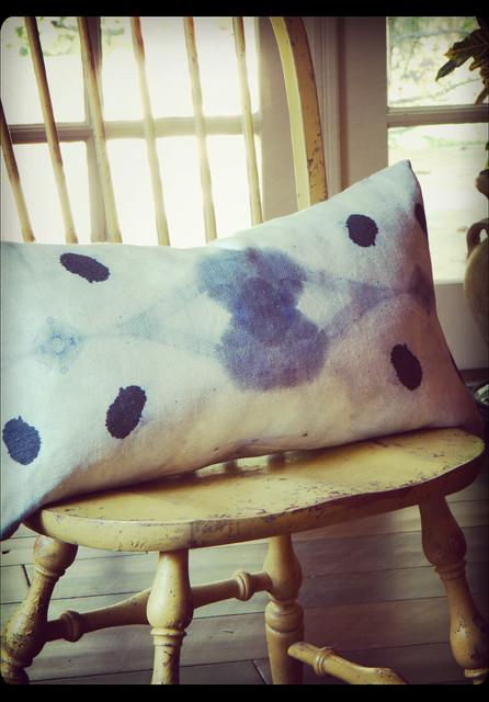 The Indigo Collection contemporary-decorative-pillows