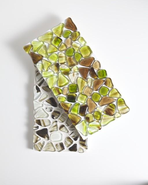 Riva Del Mar Glass Mosaic TIles mediterranean-mosaic-tile