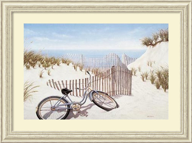 Summer Memories Framed Print by Daniel Pollera traditional-prints-and-posters