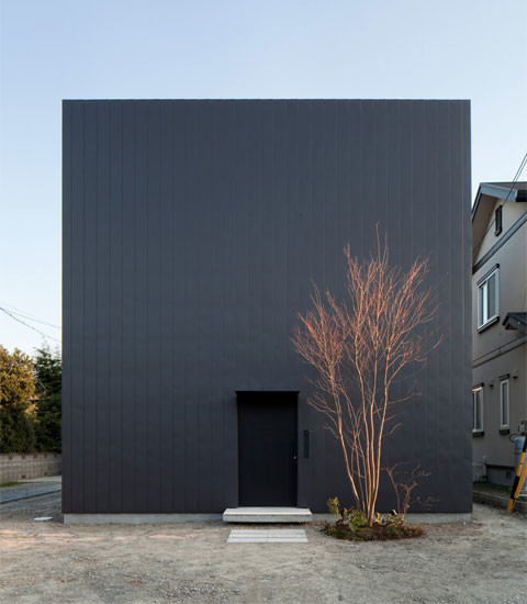 Japanese architecture with warm minimalism by ma style for Minimalist japanese homes