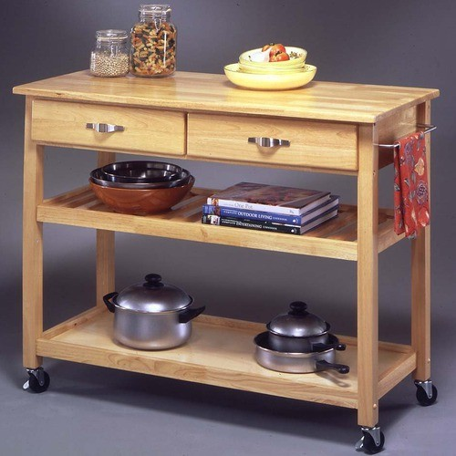Kitchen cart traditional kitchen islands and kitchen carts by