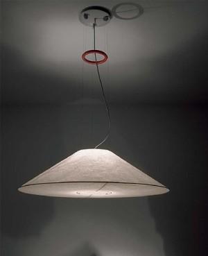 Maru pendant light modern-pendant-lighting